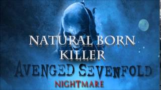 Avenged Sevenfold - Natural Born Killer (Instrumental)