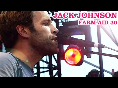 Jack Johnson - Live @ Farm Aid 30 (Chicago 09/19/15)