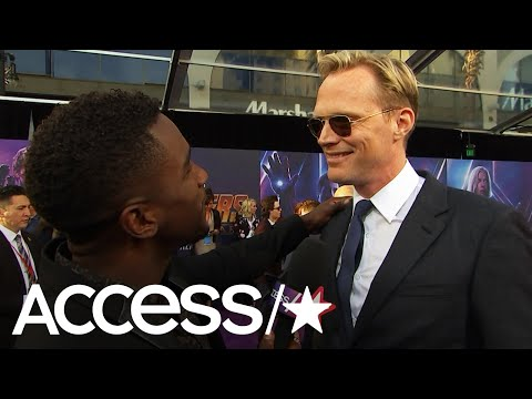'Avengers: Infinity War': Paul Bettany Talks Being With The MCU Since 'Iron Man'  Access