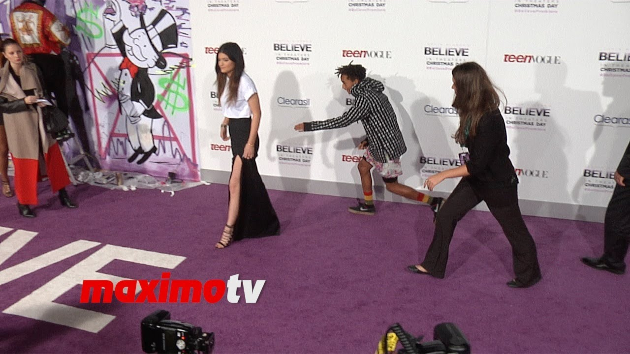 Jaden Smith and Kylie Jenner Avoid Posing Together at ...