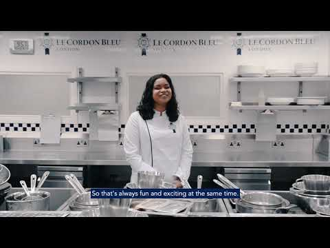 2019 Scholarship Winner Bianca Tia Mesuria | Julia Child Scholarship by Le Cordon Bleu London