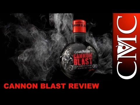 Captain Morgan Cannon Blast Rum Review