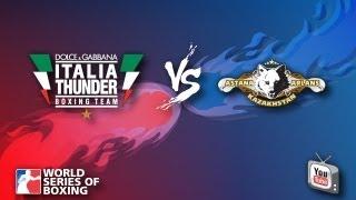Dolce & Gabbana Italia Thunder -  Astana Arlans Kazakhstan - Week 9 - WSB Season 3