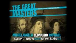 The Great Masters Sergisi İstanbul