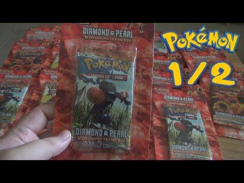 Availlaan: Pokémon Diamond & Pearl Mysterious Treasures (1/2)