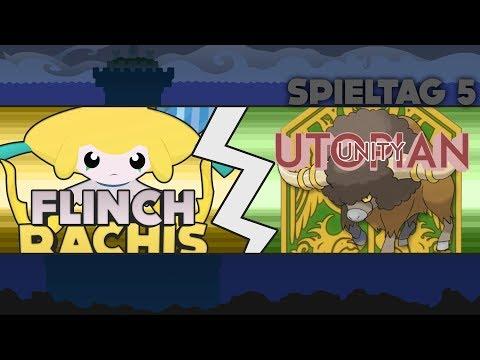 IDPL Season 3 - Spieltag 5 - vs. Utopian Unity: Warten...!