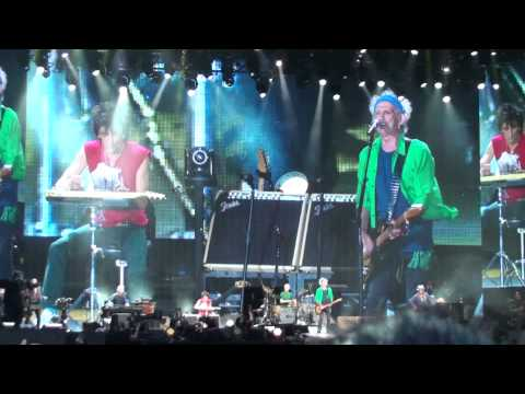 The Rolling Stones - Happy LIVE at Hyde Park 2013
