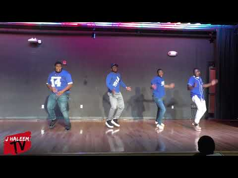 SIGMAS WIN STROLL OFF @ ST. ANDREWS MIDDLE SCHOOL