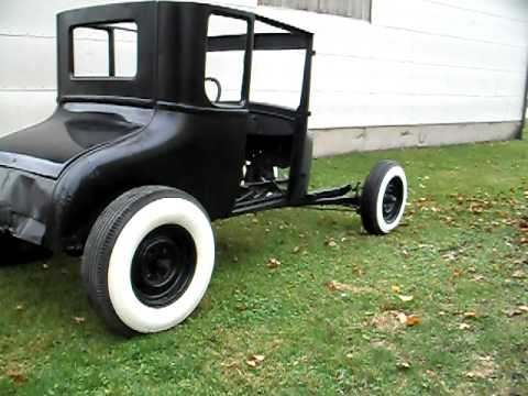 Classic Cars Atlanta >> 1927 Ford Model T Hot Rod Rat Rod 4 SOLD!!!! - YouTube