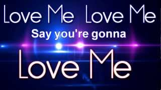 Repeat youtube video Big Time Rush - Love Me Love Me (Lyric Video)