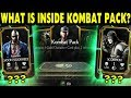 MKX Mobile. Huge Kombat Pack Opening 2018. Are Spec Ops Scorpion and Relentless Jason Inside?