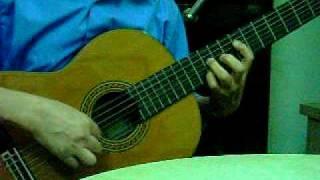 Anh Vẫn Hành Quân (guitar)