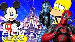 HISTORISCHER MEGADEAL: Disney kauft Fox - FILM NEWS