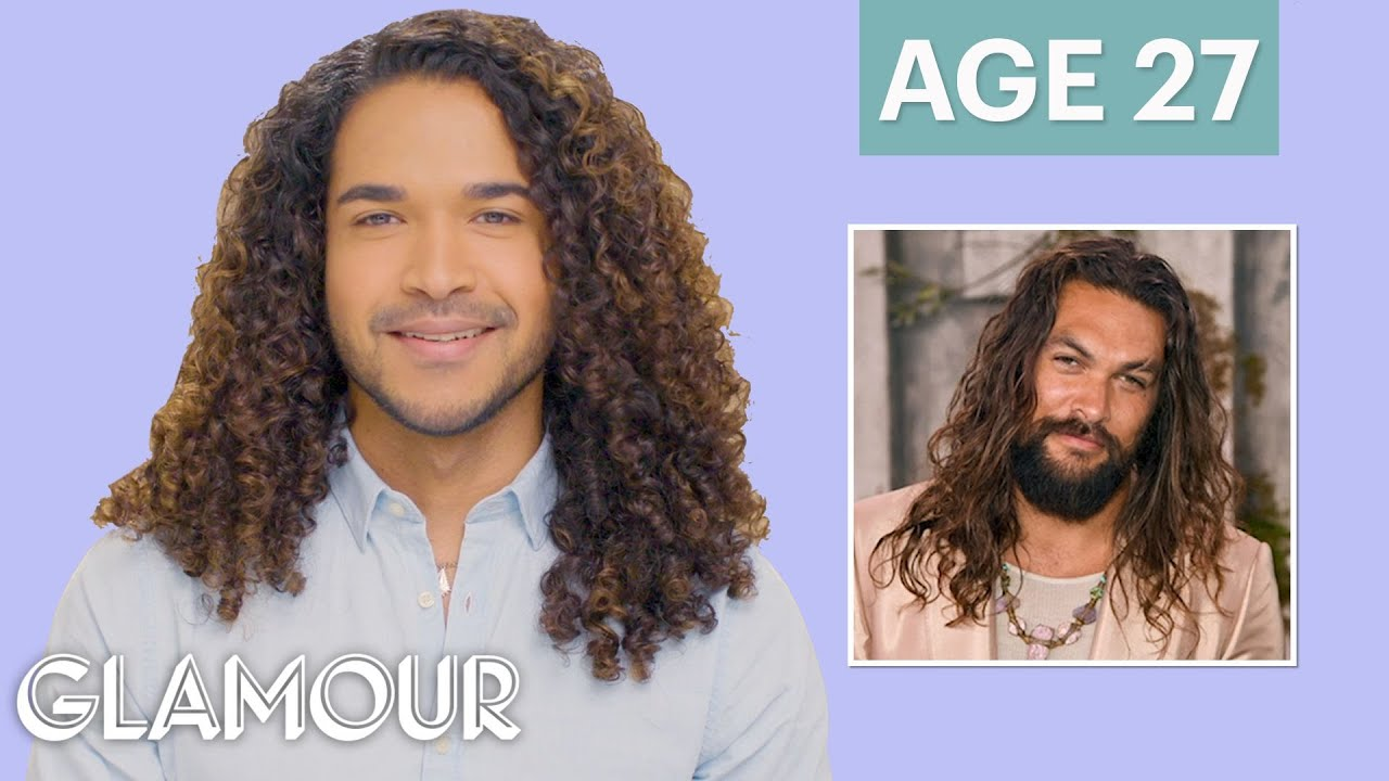 70 Men Ages 5-75: What Celebrity Do You Look Like? | Glamour