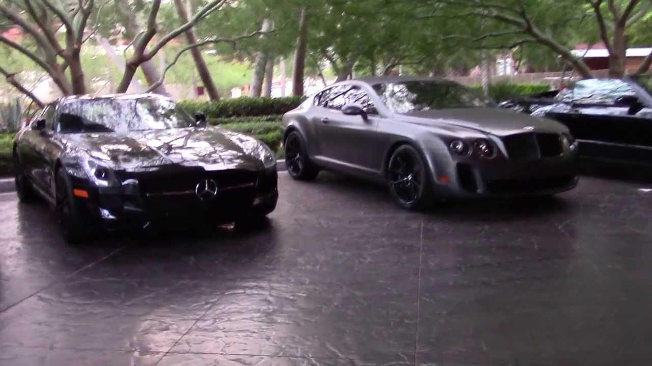 Exotic Car Spotting Las Vegas Nv Youtube