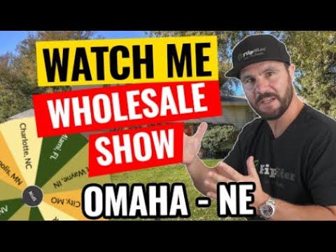 Watch Me Wholesale Show - Episode 7: Omaha NE