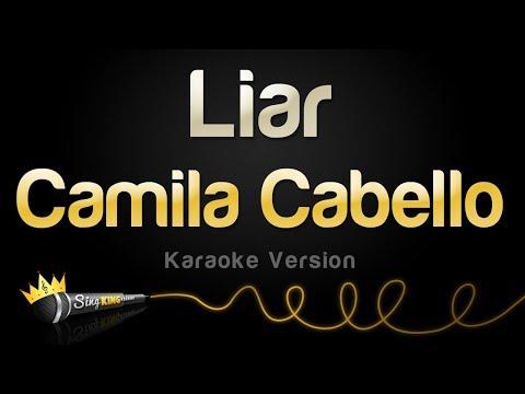 Camila Cabello - Liar Karaoke