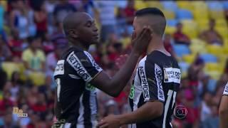 Gol Botafogo 1 x 0 Flamengo - Carioca 2015