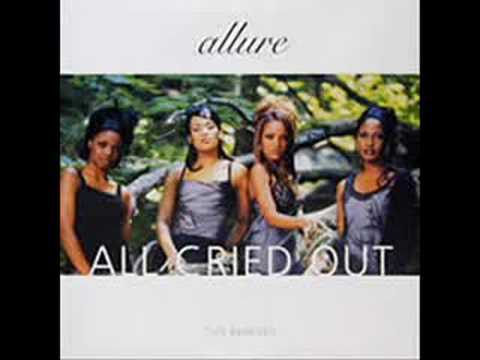 All Cried Out - Allure feat. 112 (with lyrics) - YouTube