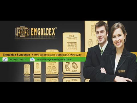 EMGOLDEX - Gold Investment be Part of Business Program World Wide - Philippines