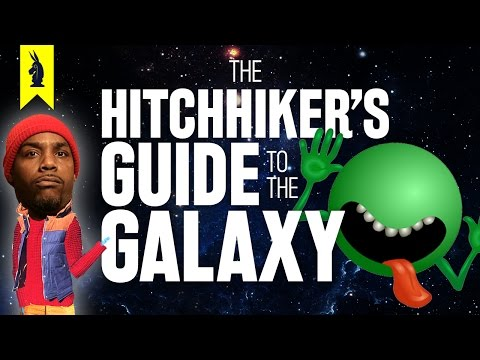 The Hitchhiker's Guide to the Galaxy – Thug Notes Summary & Analysis