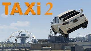 GTA V Фильм I Такси 2: Пародия