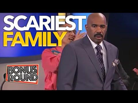 SCARIEST FAMILY STEVE
