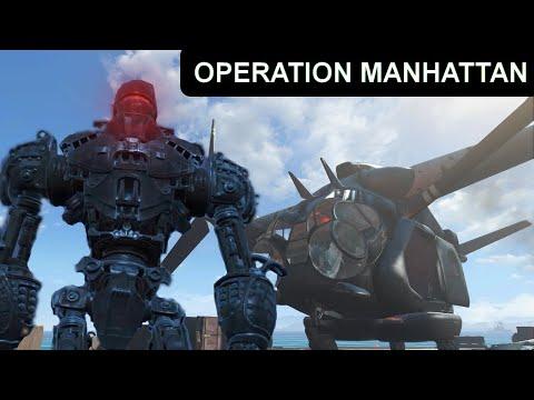 Operation Manhattan - Fallout 4 Mods