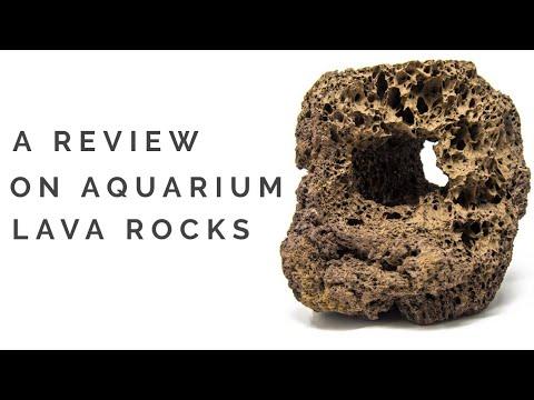 Clear View On Using Lava Rocks In Aquarium...