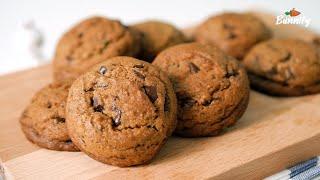 [SUB] 달콤쌉싸래한 다크 초콜릿 가득, 호밀 초코칩…