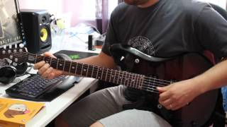 Dream Theater - Beyond This Life - Guitar Solos
