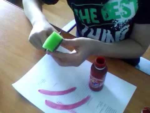 Маркеры для граффити своими руками