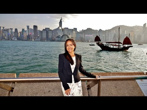 Hong Kong vacation 2015 - Victoria Harbor 4K