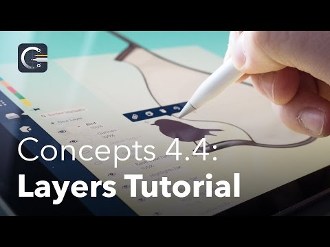 Concepts Layers Tutorial