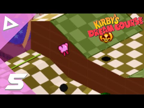 Kirby's Dream Course Episode 5: A Leap Too Far