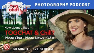 🔴 TOGCHAT LIVE - How can I help you? Time for some TOGCHAT and Chill!
