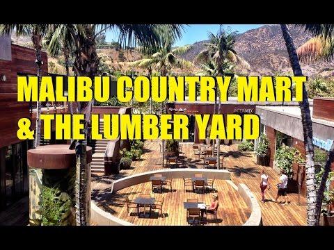 Malibu Country Mart and Lumber Yard