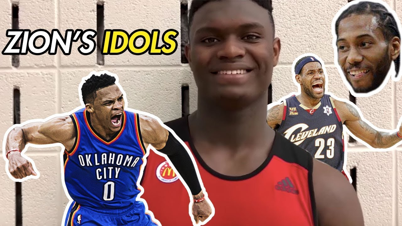 Zion Williamson Talks NBA! Full McDonald s HIGHLIGHTS 🔥 40efab53f