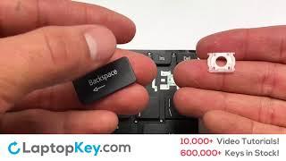 Acer Switch Keyboard Key Repair | Aspire 10 SW5-011 | Install Repair Fix