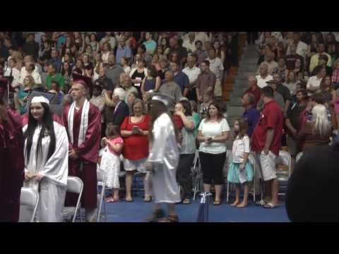 NCCS Graduation  6-23-16