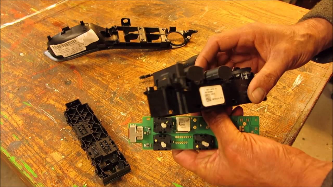 small resolution of focus 2012 window control drivers door