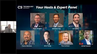 Ask An Expert Post Covid 19 Business & Technology Strategy | What The Tech