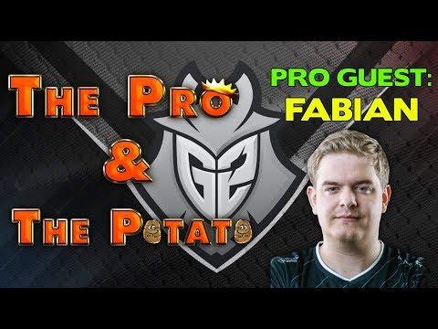 The Pro & The Potato || Fabian || The G2 Dynasty