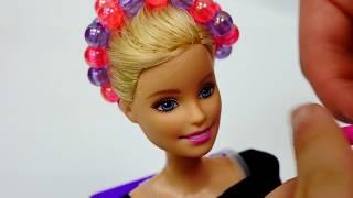 Kardelen ve Barbie Kenle randevuya hazırlanıyorlar.