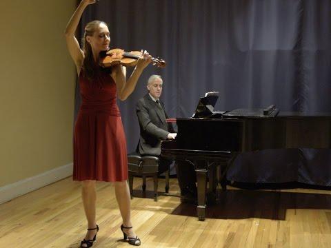 Caprice Viennois, by Fritz Kreisler ~ Claudia Schaer & Eduard Laurel