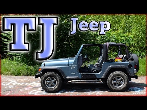 Regular Car Reviews: 1998 Jeep Wrangler TJ
