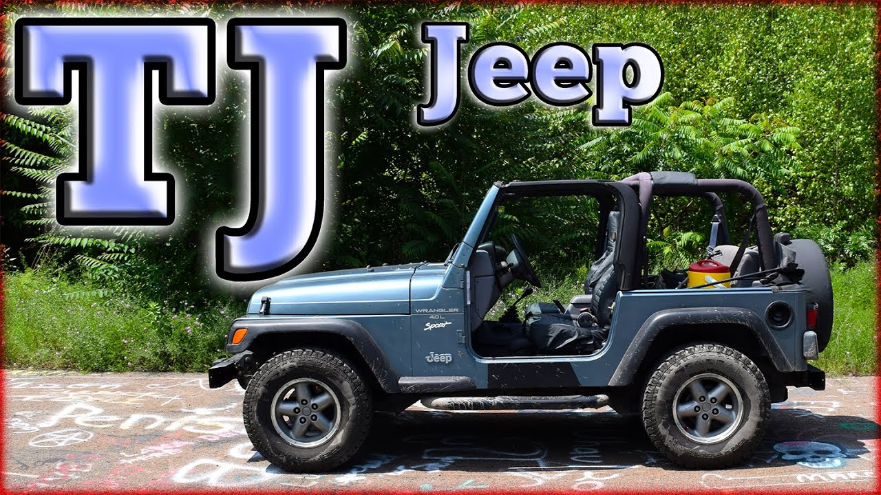 regular car reviews 1998 jeep wrangler tj youtube. Black Bedroom Furniture Sets. Home Design Ideas