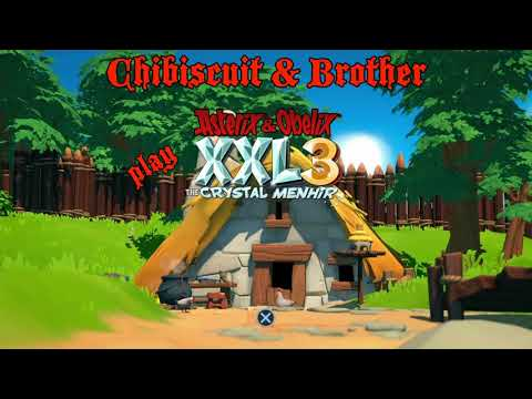 [Let's Play with a Sibling] Asterix & Obelix XXL3: The Crystal Menhir #11: Pax Gallica |