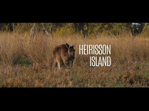 Heirisson Island Perth, Western Australia - 4K