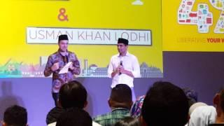 Lucu banget orang India dan Pakistan cerita pakai Bahasa Indonesia di Story Telling Indosat Ooredoo